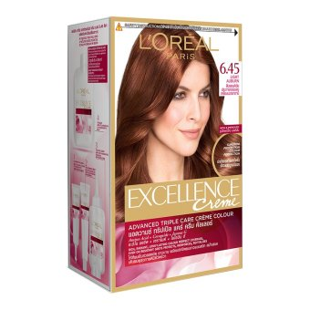 Harga L'Oreal Excellence Creme - #6.45 Velvet Brown