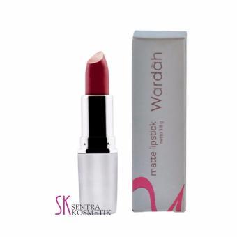 Wardah Matte Lipstick No 14