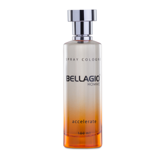 Harga Bellagio Spray Cologne Accelerate (Orange) 100ml