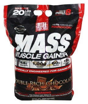 Harga Muscle Elite Labs Mass Gainer BPOM 20lbs