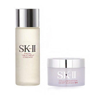 Harga SK-II - Paket Trial Fte and Cellumination