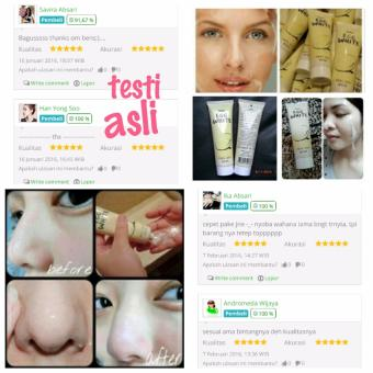 Harga EGG WHITE PEEL OFF MASK / MASKER PUTIH TELUR 100% ORIGINAL