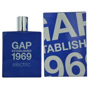 Gap Electric Men Edt 100ml