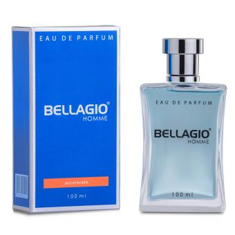 Harga Bellagio EDP Accelerate - Orange, 100ml