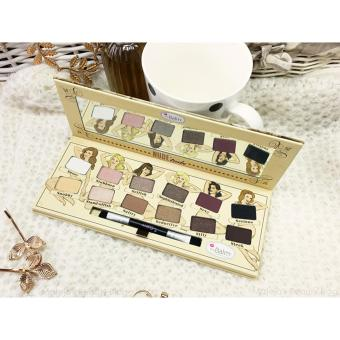 Harga Nude Tude Eyeshadow Palette - Ever Beauty 12 Warna