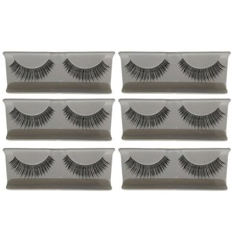La Belle Eyelashes - Regular 24 Upper Lashes (6 Pcs)