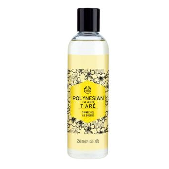Harga The Body Shop Voyage Polynesian Island Tiare Shower Gel 250ml