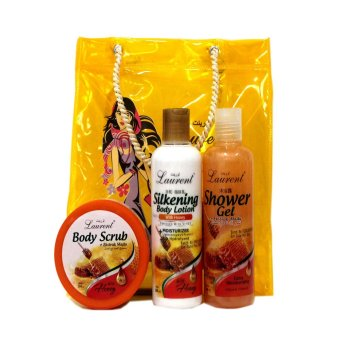 Harga Laurent Honey Set