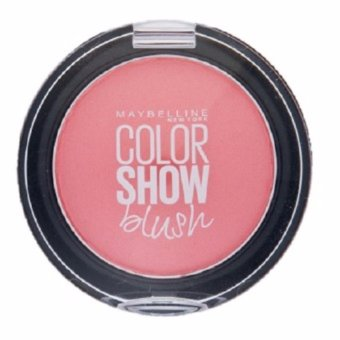 Harga Maybelline Color Show Blush Studio Cheeky Glow Blush On Perona Pipi