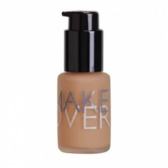 Harga Make Over Ultra Cover Liquid Matt Foundation 04 Amber Rose