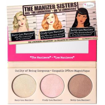 Harga The Balm The Manizer Sisters