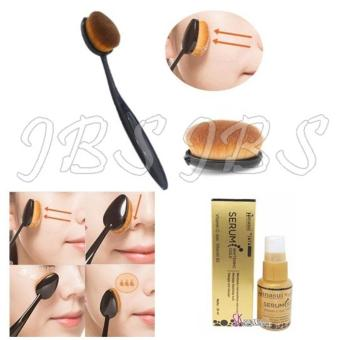 Harga JBS Paket Kuas - Oval Brush / Kuas Make Up Oval Brush / Oval Foundation Brush / Kuas Make Up - whitening Serum Gold - Perawatan Kulit Wajah