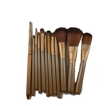 Harga Profesional Protection Kuas Make up Brush - 12 Pcs