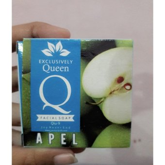 Harga Queen Apel Facial Soap
