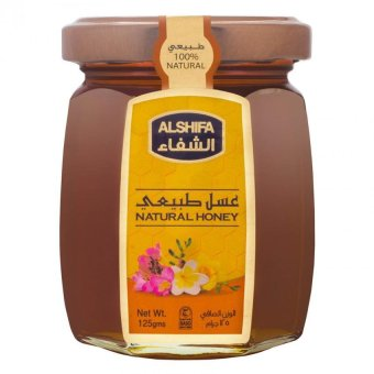 Harga Alshifa Natural Honey 125gr