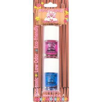 Harga Piggy Paint Girl Rule / Tea Party For Two _ two mini pack - Nail Polish