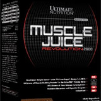 Harga Ultimate Nutrition - Muscle Juice Revo 2Lbs - Chocolate