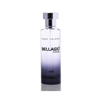 Harga Bellagio Spray Cologne Bold - Black, 100ml