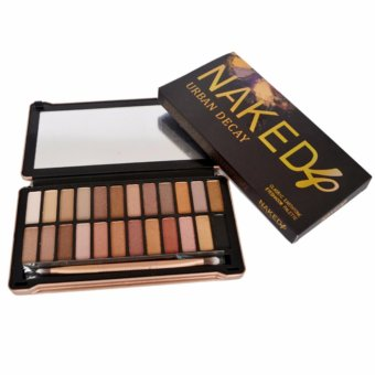 N a k e d 4 eyeshadow pallete