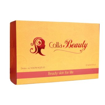 Harga Colla Beauty Ultimate Whitening Skin