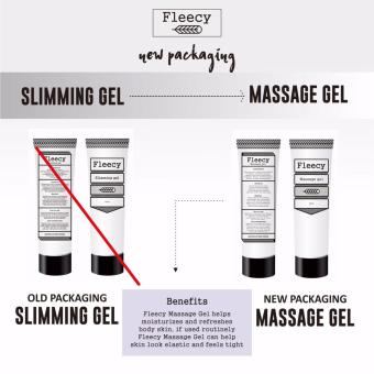 Harga Fleecy Slimming Gel Original - Gel pelangsing