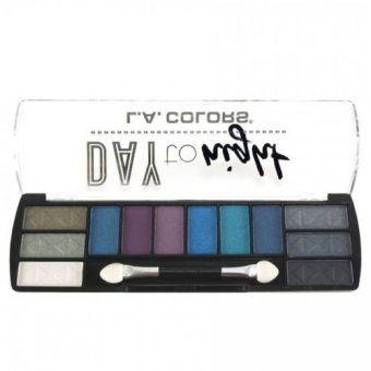 Harga La Colors Day to Night Eyeshadow - After Dark