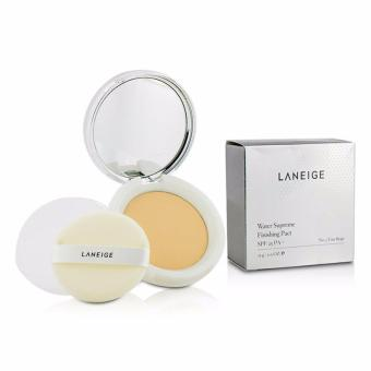Laneige Water Supreme Finishing Pact SPF 25 No.1 Light Beige