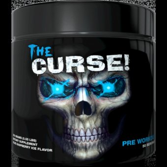 Harga Cobra Labs The Curse 50x Serving