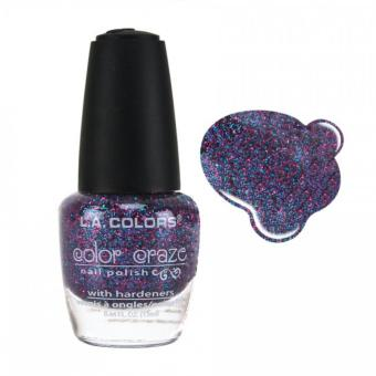 Harga LA Colors Color Craze Nail Polish - CNP447 Jewel Tone