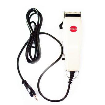 DaiZen Hair Clipper Alat Cukur Rambut Elektrik - Putih / Hitam
