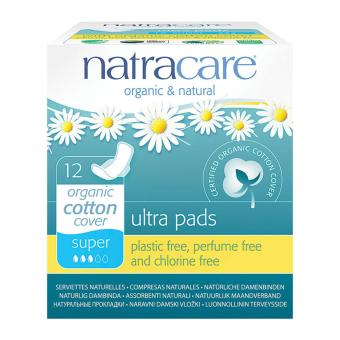 Harga Natracare Ultra Super Wing 12s