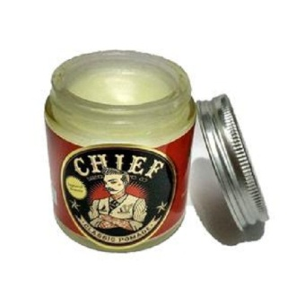 Harga Chief Barber and Supplies Red Pomade - Oilbased - 3.75 oz
