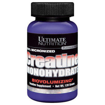 Harga Ultimate Nutrition Creatine Monohydrate - 120 gr