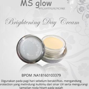 Harga MS Glow Day Cream