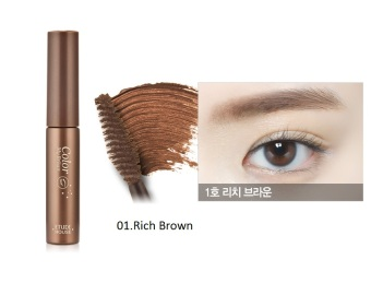 Harga Etude House Color My Brow 4.5g #01.Rich Brown