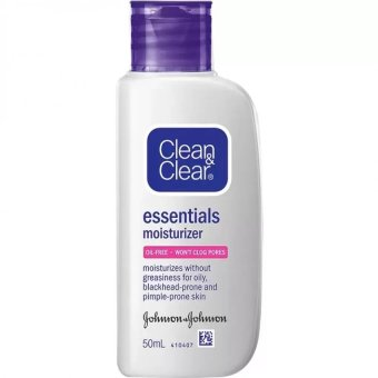 Harga Clean & Clear Essential Moisturizer 50ml