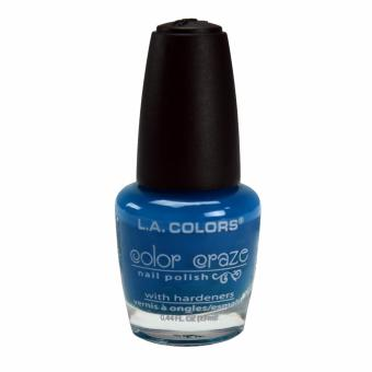 Harga LA Colors Color Craze Nail Polish - CNP429 Splash
