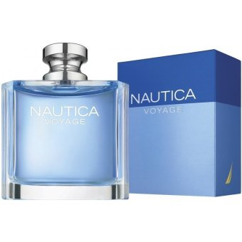 Harga Nautica Voyage Men Edt 100ml