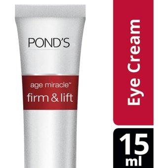 Harga Pond'S Age Miracle Firm &Amp; Lift Eye Contour Lifter - 15Gr