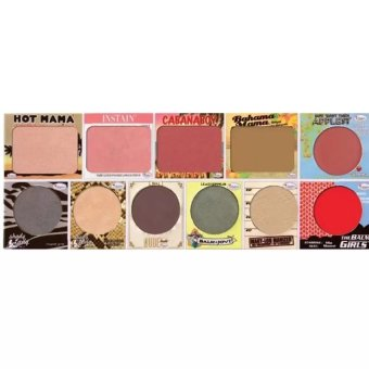 Harga The Balm Cosmetics The Balm of your hand
