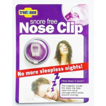 Harga 2 Units The Anti Snore Stopper Nose Clipper - intl