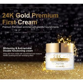 Harga Secret Key 24k Gold Premium First Cream