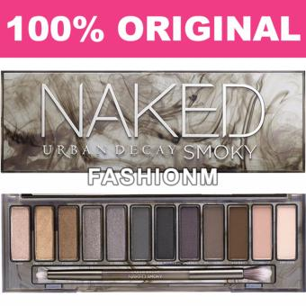 Harga Urban Decay Naked Smoky Eyeshadow Palette (with Packaging)
