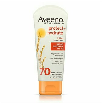 Harga Aveeno Protect and Hydrate Spf70 85gr