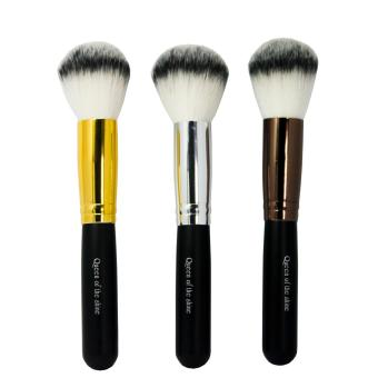 Harga Queen Of The Shine Make Up Brush / Kuas Make Up / Kuas Blush On 010 / Powder Brush 3-Color