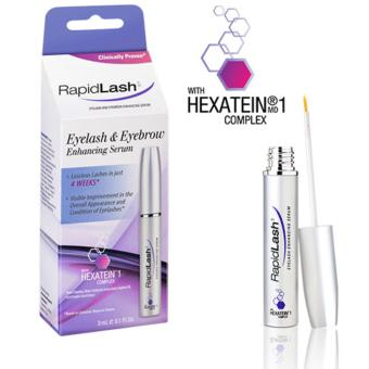 Harga Rapid Lash Eyelash & Eyebrow Serum 3 Ml