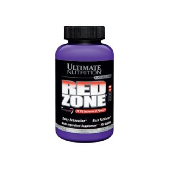 Harga Ultimate Nutrition Red Zone - 120caps