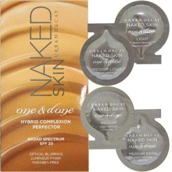 Harga Urban Decay Naked Skin One & Done Hybrid Complexion Perfector Spf 20 (Sample Isi 4 Warna)