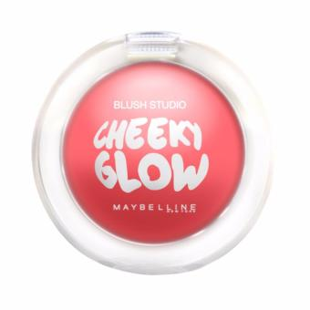 Harga Maybelline Color Show Blush Studio Cheeky Glow Blush On Perona Pipi - Wooden Rose