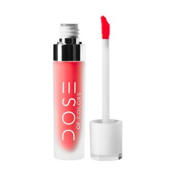 Harga DOS by Dose of Color Matte Lipstick - Coral Crush